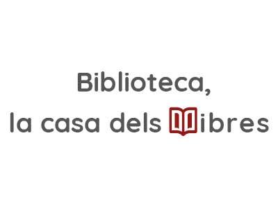 biblioteca, la casa dels llibres