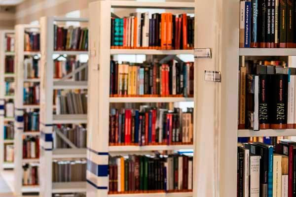 Biblioteca la casa dels llibres